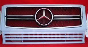 <b>Решетка радиатора</b> Mercedes G-class W463 / G65 AMG <b>style</b> 2015