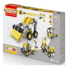 <b>Конструктор ENGINO</b> PB24 <b>Pico</b> Builds Спецтехника — купить в ...
