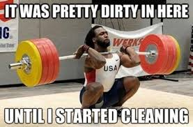 clean and jerk Archives - Iron Hero CrossFit via Relatably.com