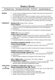 sample resume resume for graduate school computer science resume sample resume format for recent graduate resume samples
