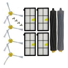 <b>Sweeper accessories set</b> for irobot 800/960/980 series <b>sweeping</b> ...