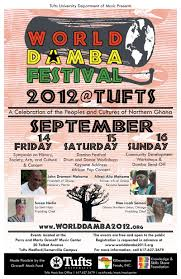 afropop worldwide of the wdf 2012 tufts include the tufts university department of music special funding from the granoff music fund and kilimanjaro foods inc