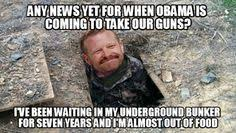 Image result for obama got your guns yet