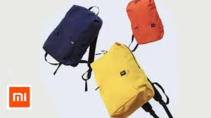 <b>Original Xiaomi Mi Backpack</b> 10L Bag - YouTube