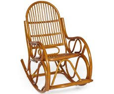 <b>Кресло качалка</b> из ротанга - купить в Москве недорого | плетеное ...