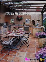 decorate patio