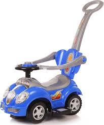 <b>Baby Care Каталка детская Cute</b> Car цвет синий 558, код ...