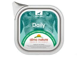 <b>Almo Nature Dog</b> Food - Food - <b>DogDaily Dogs</b> 100g with Lamb and ...