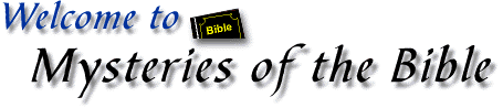 Image result for Mysteries of the bible