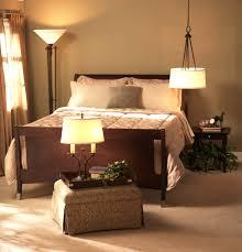 large bedroom black brown