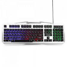 Купить недорого <b>Клавиатура Гарнизон GK</b>-<b>500G</b> игровая, металл ...