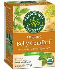 <b>Belly</b> Comfort® <b>Peppermint</b> - Traditional Medicinals - Wellness <b>Teas</b>