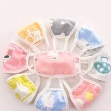 Children Warm <b>Cotton Face</b> Masks Pink Cartoon Washable Filter ...