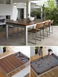 kitchen room pull table: fusion dining table pool table  fusion dining table pool table
