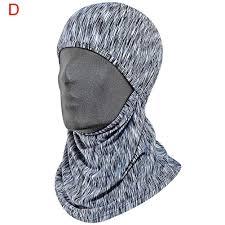 Elastic Size Universal Balaclava Windproof Neck Warmer Ski Mask ...