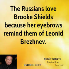Brooke Shields Quotes - Page 1 | QuoteHD via Relatably.com