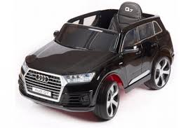<b>Электромобиль Jiajia Audi Q7</b> - Акушерство.Ru