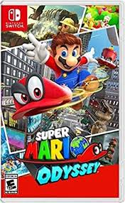 Super Mario Odyssey - Nintendo Switch: Nintendo of ... - Amazon.com