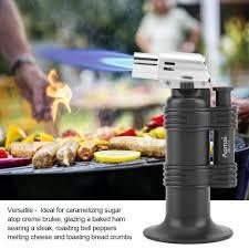 <b>Kitchen Torch Cooking Torch</b> Lighter Blow <b>Torch</b> BBQ <b>Gas</b> Butane ...