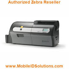 <b>Zebra ZXP</b> Series 7 ID Card Printers
