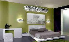 Camera Da Letto Grigio Bianco : Consigli du arredo il colore verde nellu arredamento
