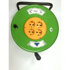 <b>Удлинитель на катушке</b> Партнер-Электро <b>PowerLine</b>-2 с ...