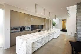 calacatta marble kitchen waterfall: marble kitchens kitchen countertops houston granite amp marble center creative