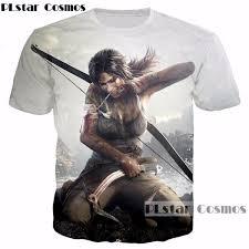 <b>PLstar Cosmos</b> 2017 Summer <b>New Fashion</b> Brand T Shirt Classic ...