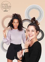 the elegant hair ring – Official Website - invisibobble SLIM