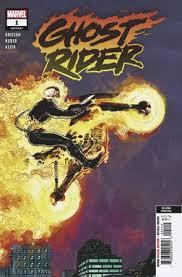 Marvel: <b>Ghost Rider</b> #1 (2nd <b>Printing</b> Kuder Variant) from Ghost ...