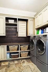 rustic laundry room chic laundry room