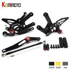KEMiMOTO CNC Parts For Yamaha <b>YZF R6 2006 2007 2008</b> 2009 ...