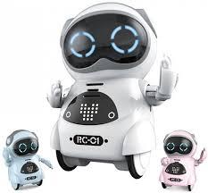 Купить <b>Карманный интерактивный робот</b> - JIA-939A в магазине ...