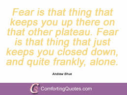 Andrew Shue Quotes And Sayings | ComfortingQuotes.com