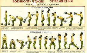 Image result for russian kettlebell swings picture