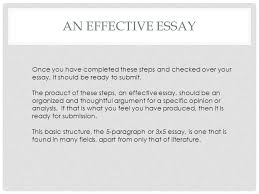 rhetoric and composition essay writing  in order to write an  an effective essay once you have completed these steps and checked over your essay it