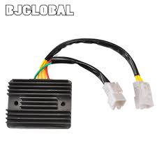 Motorcycle Regulator Rectifier <b>4 Wires 4 Pins 12</b> Voltage <b>For</b> Aprilia ...