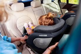 <b>Rotating</b> Maxi-Cosi <b>car</b> seats - convenience & safety combined