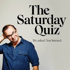 The Saturday Quiz