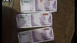 Madhya Pradesh farmers get Rs 2,000 notes without Mahatma ...