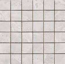 <b>Мозаика</b> из керамогранита <b>Azulev</b> River 30x30 серый, матовая