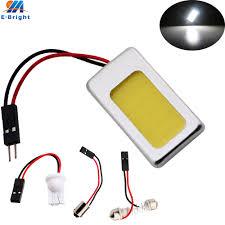 <b>20Pcs</b>/<b>Lot T10</b> BA9S Festoon C5W COB 18 <b>SMD</b> LED Panel Light ...