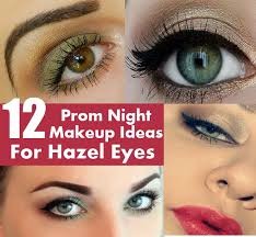 hazel eyes makeup prom night is the where every wants to look beautiful stylish and pretty