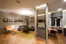One Bedroom Apartments Decorating Apartments One Bedroom Apartment Decorating With Yellow Sofa And