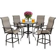 <b>5</b>-piece Patio <b>Bar Sets</b> - Walmart.com