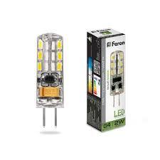 Светодиодные лампы <b>G4 12V</b> купить, цены в Москве на goods.ru
