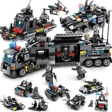 Details about Lego <b>City</b> Street Police Series Pack: <b>8 IN 1</b> with Truck ...
