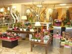 Интерьер в цветочном магазине