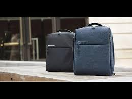 Xiaomi <b>Mi Urban Backpack</b> - YouTube