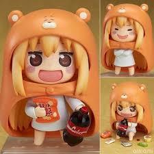Nendoroid <b>Anime Himouto</b>! <b>Umaru chan</b> Doma Umaru Brinquedos ...